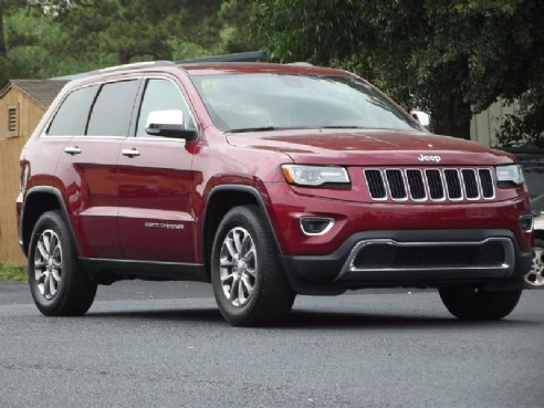 2014 Jeep Grand Cherokee Limited 4x2 For Sale Cairo Ga 3