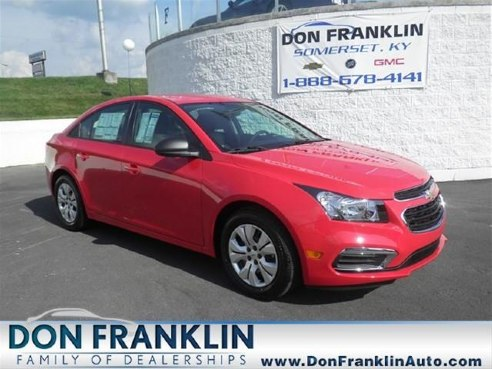 2016 chevrolet cruze limited ls for sale somerset ky ecotec 1 8l vvt dohc 4 cyl sequential mfi. Black Bedroom Furniture Sets. Home Design Ideas