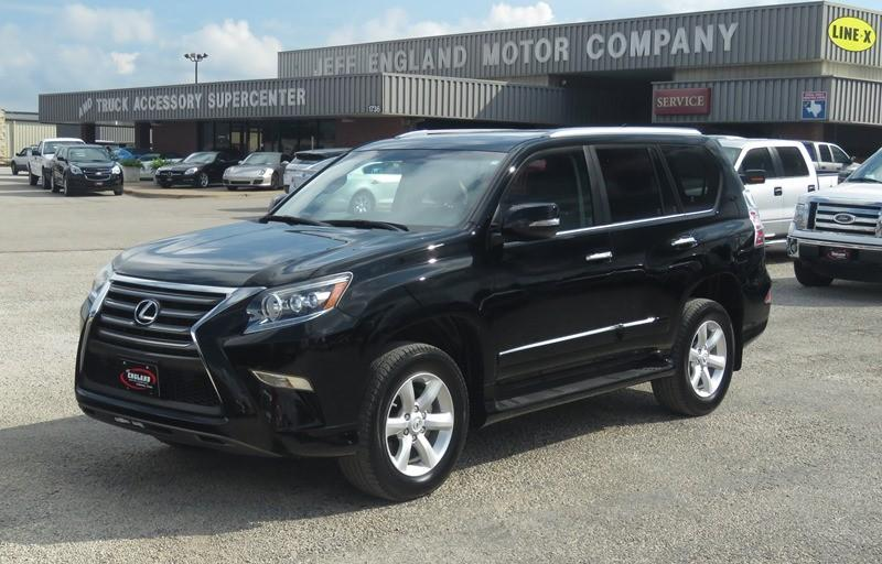 2015 lexus gx 460 for sale cleburne tx 4 6l 8 cylinder black onyx. Black Bedroom Furniture Sets. Home Design Ideas
