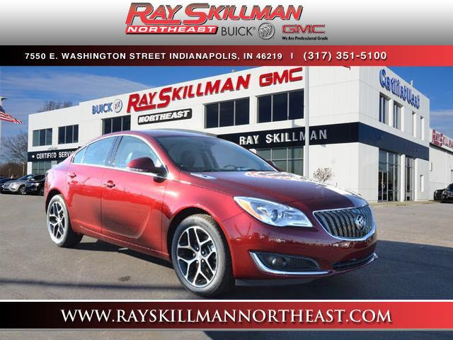 2017 buick regal turbo sport touring for sale indianapolis in 2 0l 4 cyls cylinder crimson red. Black Bedroom Furniture Sets. Home Design Ideas