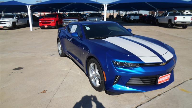 2017 Chevrolet Camaro for sale, Cleburne TX, 2.0L I-4 ...